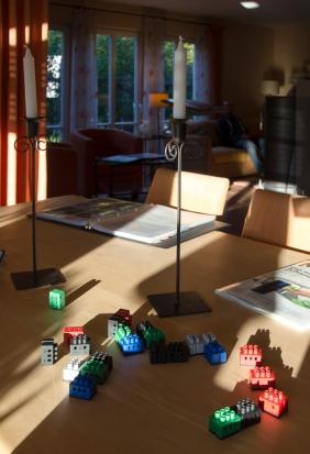 Digitalstrom stattete ein komplettes Musterhaus dauerhaft mit seiner nachrüstbaren Technik aus.