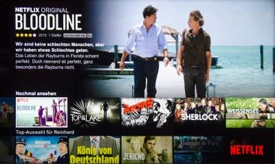 Netflix ist ein Eldorado für Serienfans – etwa jeden Monat startet eine neue Eigenproduktion exklusiv auf dem Portal.